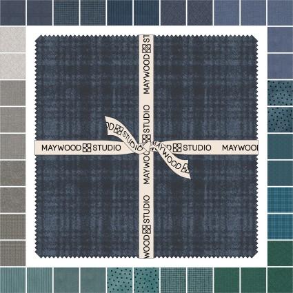 Woolies Flannel Stormy Seas