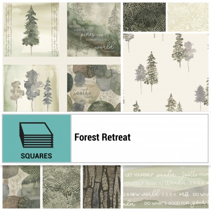 10 Squares Forest Retreat