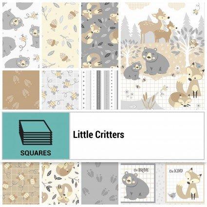 P&B Little Critters 10 SQ