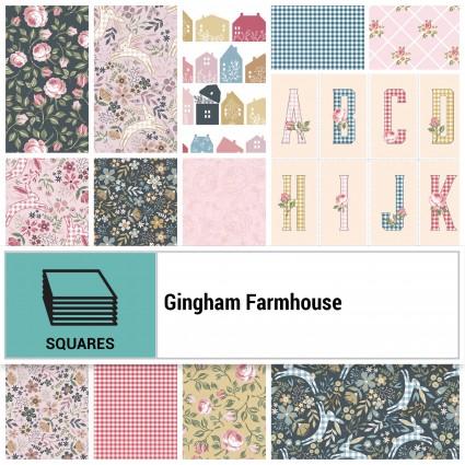 Gingham Farmhouse