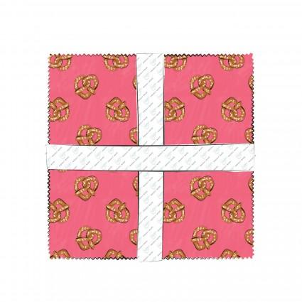 City Girl 10 Square Pack