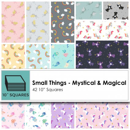 Small Things - Mystical & Magical 10'' Squares