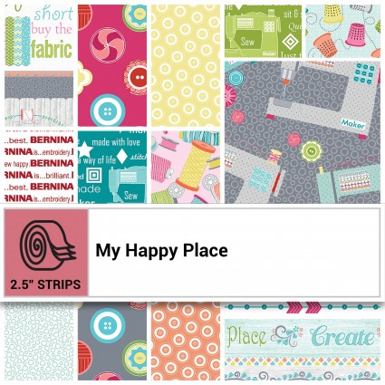 My Happy Place Strips