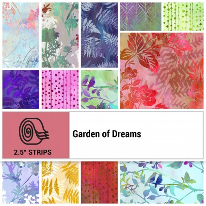 Garden of Dreams 2.5 Strip Roll