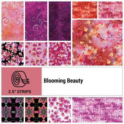 Blooming Beauty 2 1/2 strips