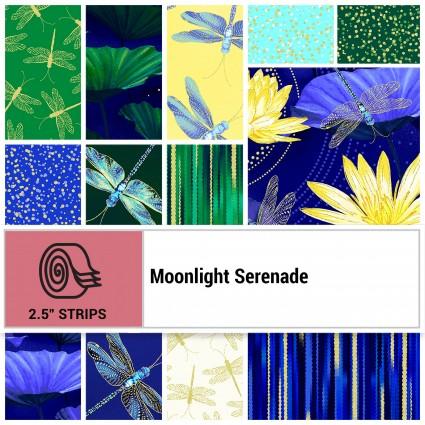 Moonlight Serenade Metallic - 2.5 strips