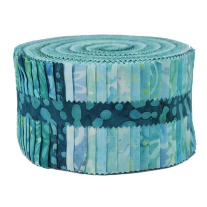 Java Batiks Turquoise