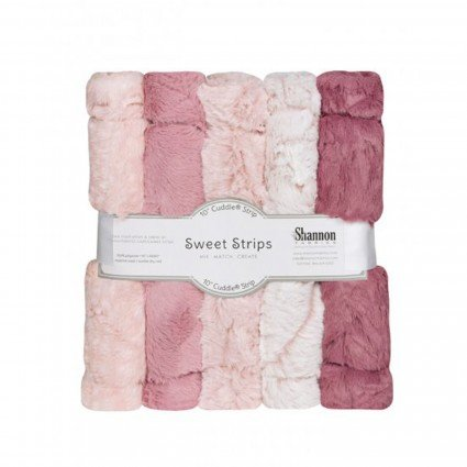 Cuddle Luxe Sweet Strips Rose