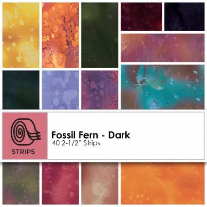 Fossil Fern - Dark