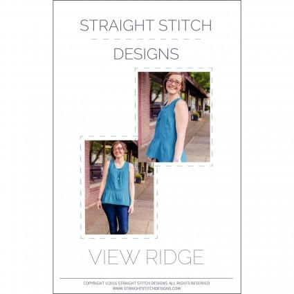 View Ridge - Straight Stitch Designs