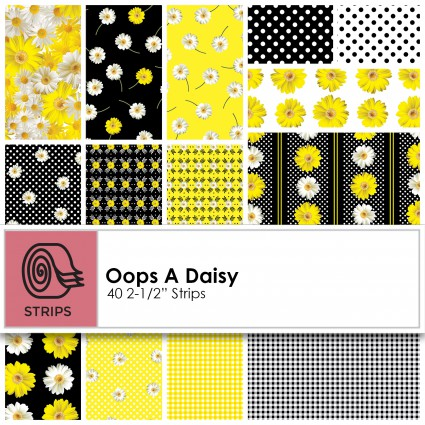 Oops a Daisy - 2.5 Strips