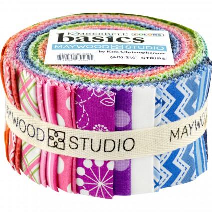 Kimberbell Basics Colors 2 1/2 strips ST-MASKIBCOL