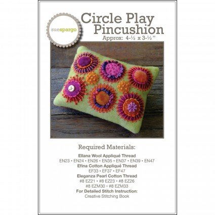 Circle Play Pincushion