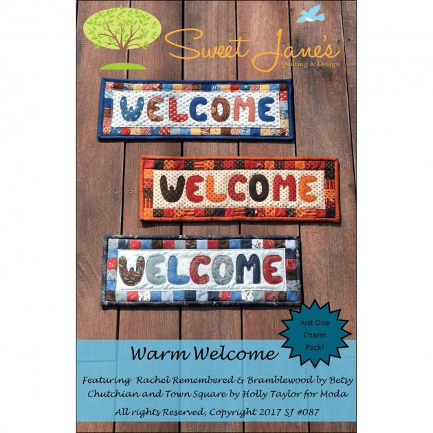 Warm Welcome Pattern