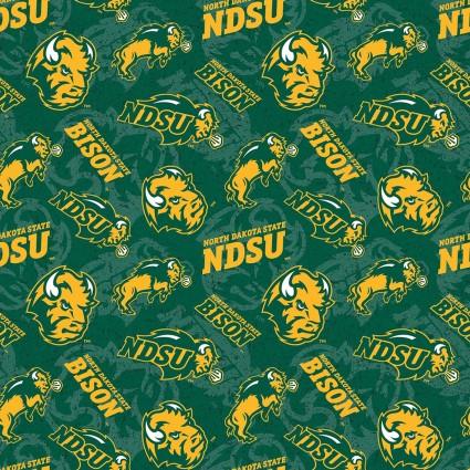 North Dakota State University Cotton Logos