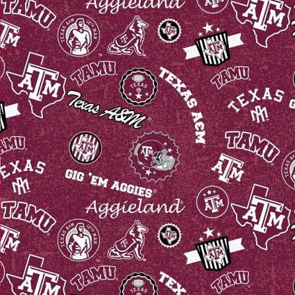 NCAA-Texas A&M Aggies Home State Cotton