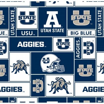 Utah State University Fleece