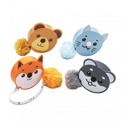 Fluffy Tape Measures - 60