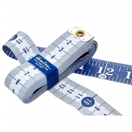 120 Extra Wide & Extra Long Tape Measure