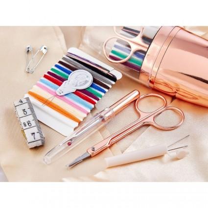 Rose Gold Sewing Kit
