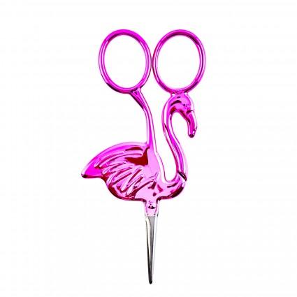 Flamingo Embroidery Scissors