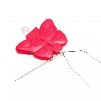 Butterfly Needle & Yarn Threader