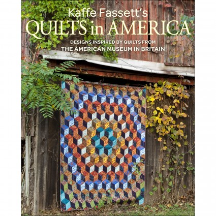 Kaffe Fassett's Heirloom Quilts in a America Book