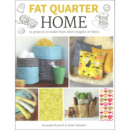 Fat Quarter: Home - Book