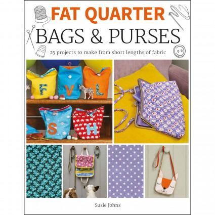 Fat Quarter Bags & Purses