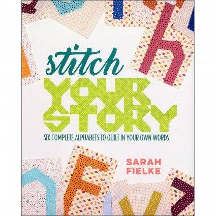 Stitch Your Story - Sarah Fielke