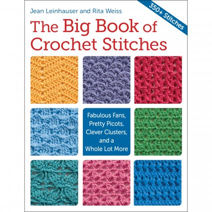 Big Book of Crochet Stitches