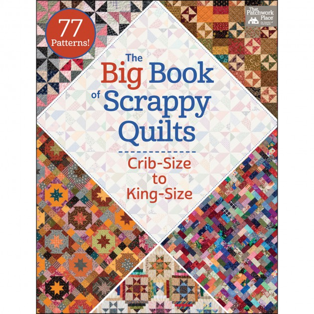 Book - The Big Book of Scrappy Quilts
