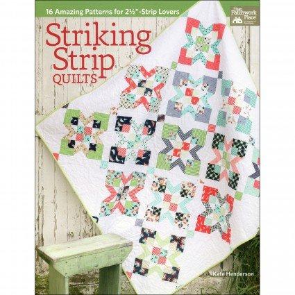 Striking Strip Quilts - Book
