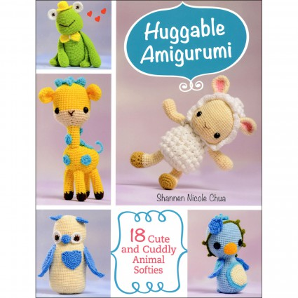 Huggable Amigurumi