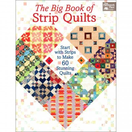 Book - The Big Book of Strip Quilts