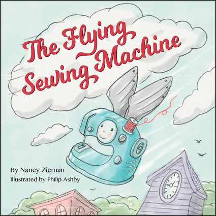 Flying Sewing Machine