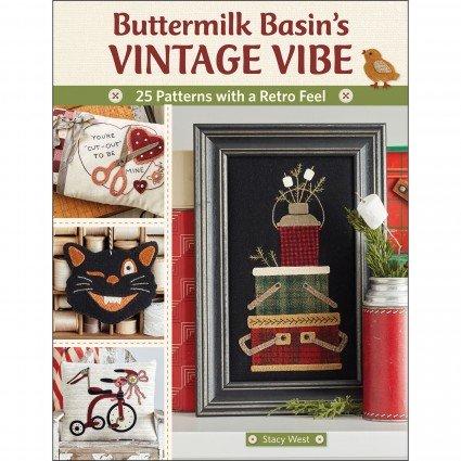 Vintage Vibe Buttermilk Basin