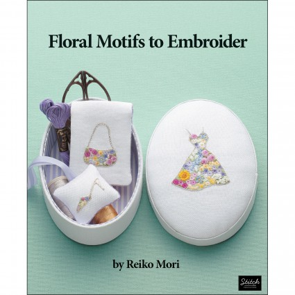 Floral Motifs To Embroider