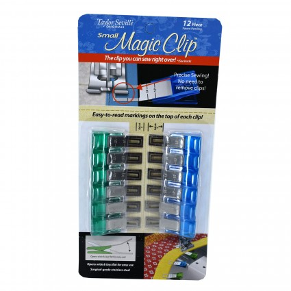 Magic Clips- Small, 12 Count