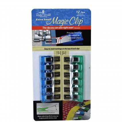 Magic Clips- Extra Small, 12 Count