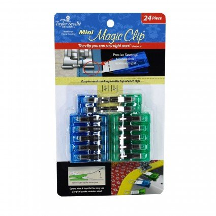 Magic Clips- Mini, 24 Count