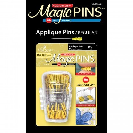 Magic Pins 1 Applique