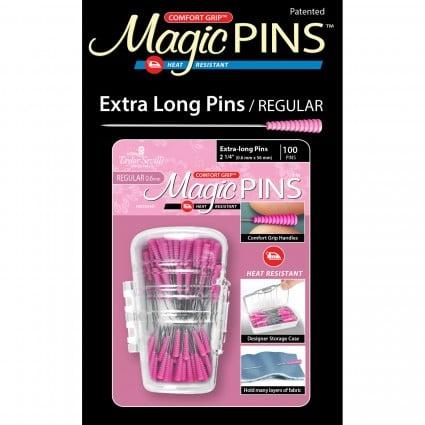 Magic Pins  2 1/4 Extra Long