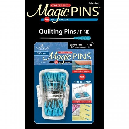 Magic Pins 1 3/4 Quilting Pins Fine