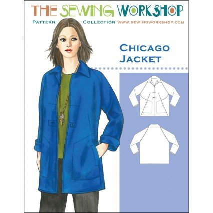 The Sewing Workshop Chicago Jacket