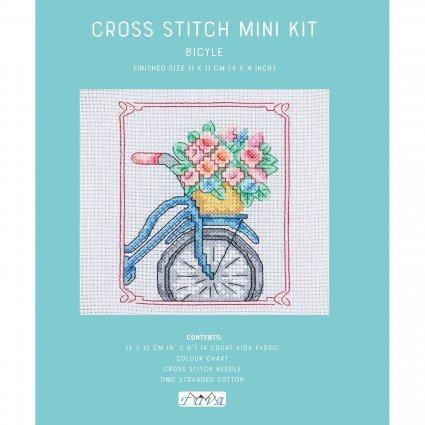 Mini Cross Stitch Kit