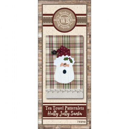 Holly Jolly Santa Patternlets