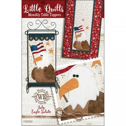 Little Quilts July
