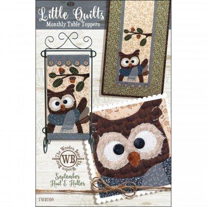 Little Quilts September
