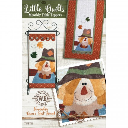 TWB- TWBT11 Little Quilts November